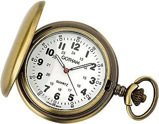 antique railroad pocket watches