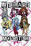 REINDERS Monster High - we are - Poster 61 x 91,5 cm