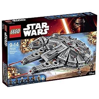 LEGO Star Wars 75105 - Millennium Falcon Spielzeug (B00SDTTH5E) | Amazon price tracker / tracking, Amazon price history charts, Amazon price watches, Amazon price drop alerts