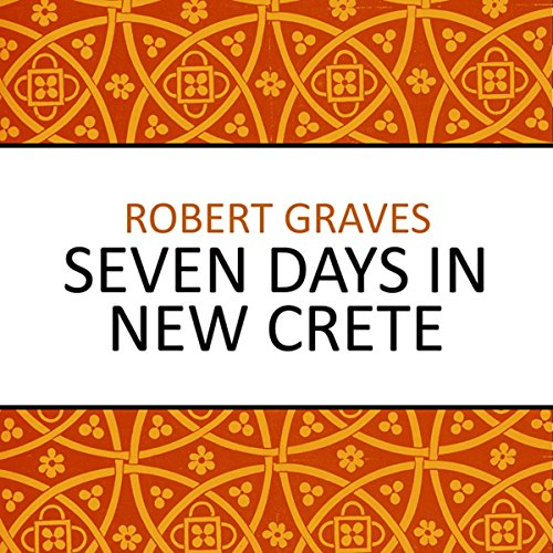 Seven Days in New Crete audiobook cover art