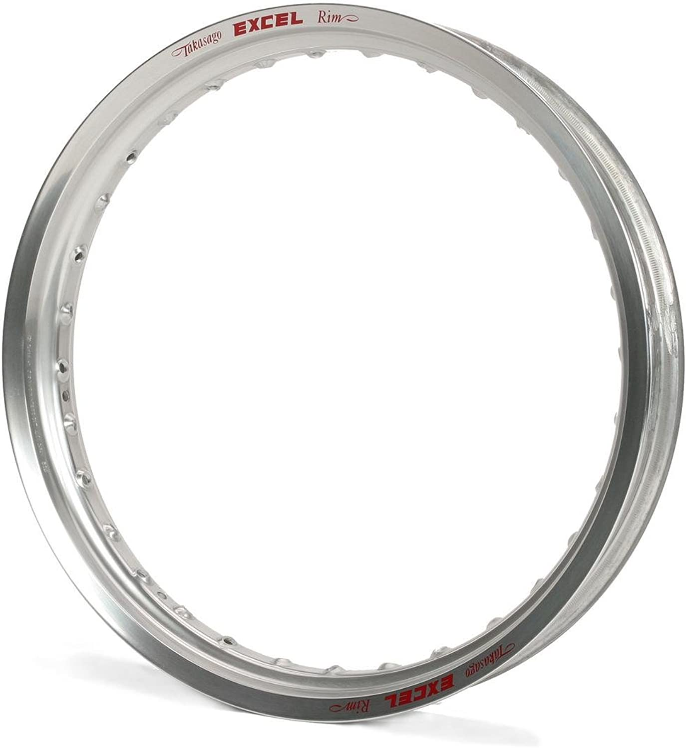Excel EIS412N Takasago Silver 17  Aluminum Rim with 32 Hole