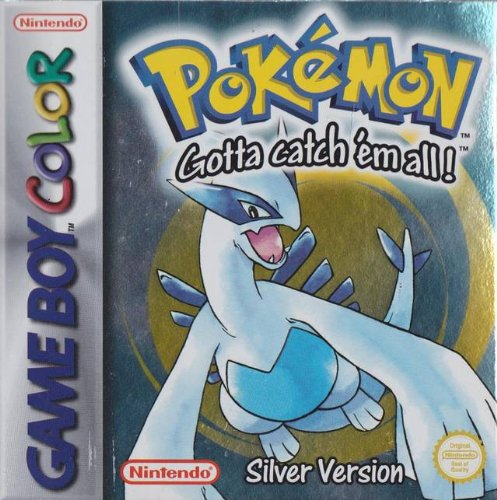 Pokemon edicion Plata - (Game Boy Color)