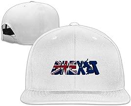 YLSD Brexit UK FlagCLASSIC Men Women Baseball Adjustable Cap Snapback Hats Red