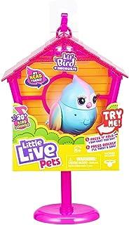 Little Live Pets Lil' Bird & Bird House –