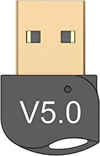 KESOTO Receptor Adaptador X52 USB Bluetooth para PC Windows 10/8 / 8.1 Alto-falante de Computador