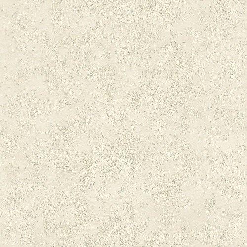 Vinyltapete Rasch Deco Relief Putz-Optik Design cremegrau 306309