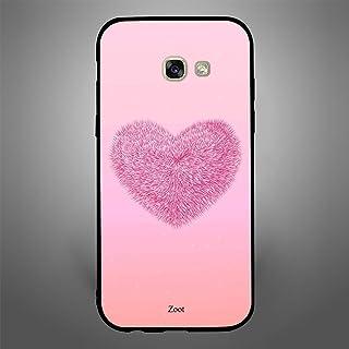 Samsung Galaxy A5 2017 Soft Heart, Zoot Designer Phone Covers