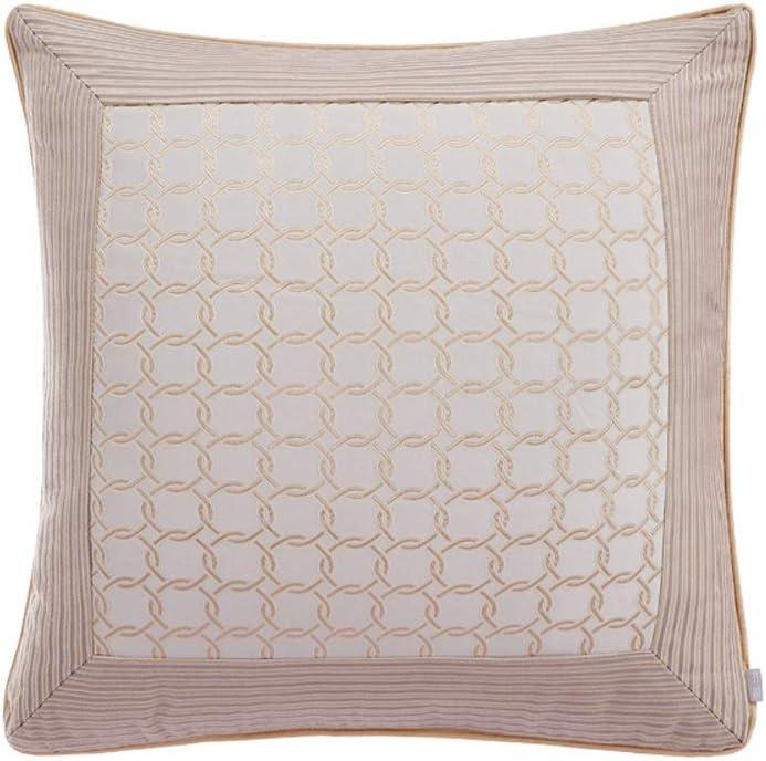 Juudoiie Geometric Pattern Pillow European Light overseas Style Free shipping on posting reviews Fr Luxury