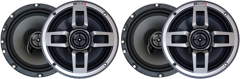 Special price MB Quart FKB116 Formula 6X.5 Coaxial Maxx 60 Fashionable Pack W Speaker 1