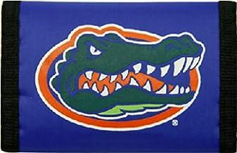 FLORIDA GATORS Team Logo Tri-Fold NYLON WALLET