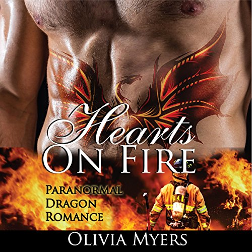 Hearts on Fire audiobook cover art