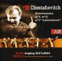 Symphonies Nos. 1 5 & 7