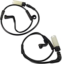 Bapmic Front 34356789492 + Rear 34356789493 Brake Pad Wear Sensor Kit for BMW 5 Series E60 E61 E63 E64