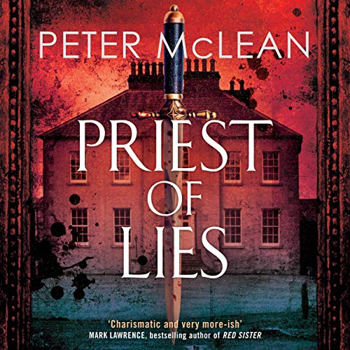 Priest of Lies audiobook cover art