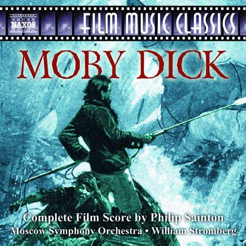 フィリップ・セイントン:白鯨=モビー・ディック(1956) J.モーガン,W.ストロンバーグによる再構築版