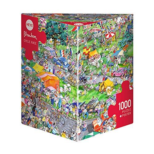HEYE 3329888 Puzzle, Mehrfarbig