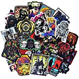 100Pcs Star Wars Theme Stickers Variety Vinyl Car Sticker Motorcycle Bicycle Luggage Decal Graffiti Patches Skateboard Stickers for Laptop Stickers for Kid and Adult