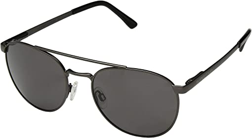 Matte Gun Metal/Polarized Gray Lens