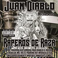 Presenta Raperos De Raza