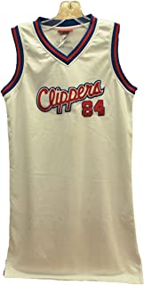 Reebok Women's NBA Jersey Los Angeles Clippers Dress White