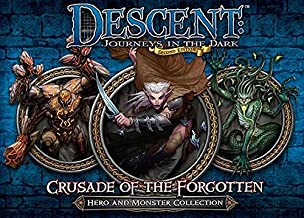 Descent( Journeys in the Dark 2nd Edition Crusade of the Forgotten Expansion)[DESCENT][Other]