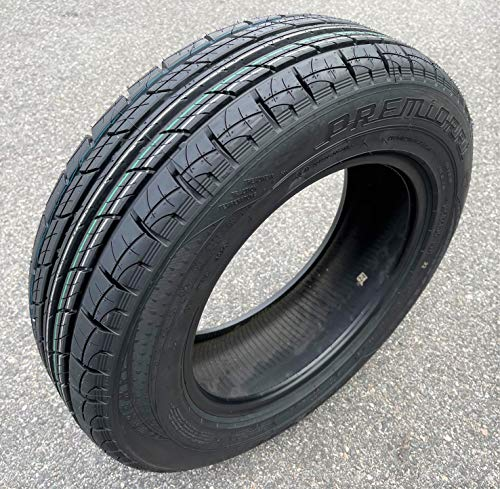 Premiorri Vimero All-Season Touring Radial Tire-215/60R16 215/60/16 215/60-16 95H Load Range SL 4-Ply BSW Black Side Wall