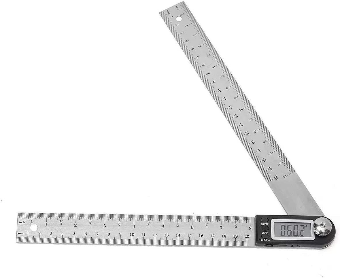 IREANJ Pliers Stainless Steel Electronic Angle Scale Choice Calip Bargain sale Ruler