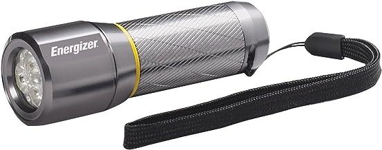 Energizer LED Tactical Metal Flashlight, Ultra Bright High Lumens, Durable Aircraft-Grade Metal Body, IPX4 Water-Resistan...