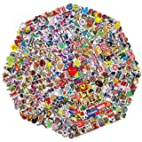 210pcs Random Sticker (60~1100 pcs), Fast Shipped by Amazon. Variety Vinyl Car Motorcycle Bicycle Luggage Decal Graffiti Patches Skateboard for Laptop Stickers for Adult