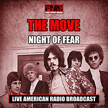 Night of Fear (Live)