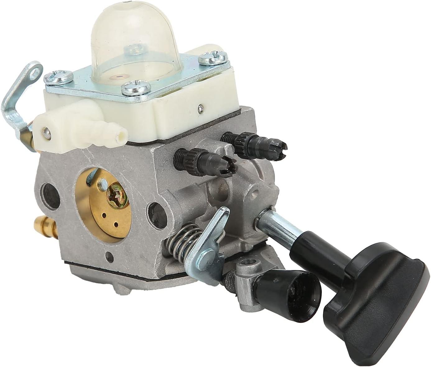 DONN Carburador para STIHL, Larga Vida útil Fabricación Profesional Fácil de Instalar y reemplazar Carburador para soplador STIHL BG56 BG56C SH 56 SH56C SH86 SH86C