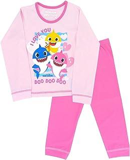 Girls Pink Zing Zillas Short  Pyjamas 3-4 Years nwt