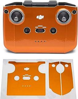 Wrapgrade Skin kompatibel med DJI Mini 2 | Fjärrkontroll (BUTTERFLY COPPER)