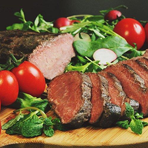 【産直の庭・限定品】こだわりの真空調理 超熟みやざきジビエ『天然鹿肉ロースト』