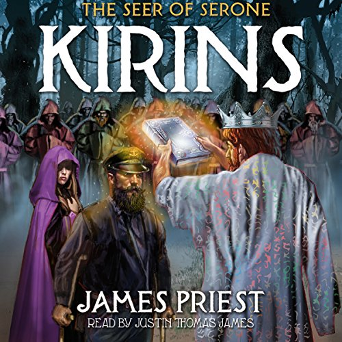 The Seer of Serone audiobook cover art