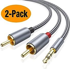 Explore audio cables for Echos