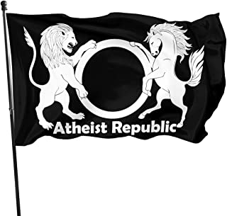 Atheist Republic Symbol 3x5 Feet Flag for House