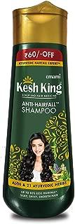 Kesh King Anti Hairfall Shampoo with aloe and 21 herbs, 200ml