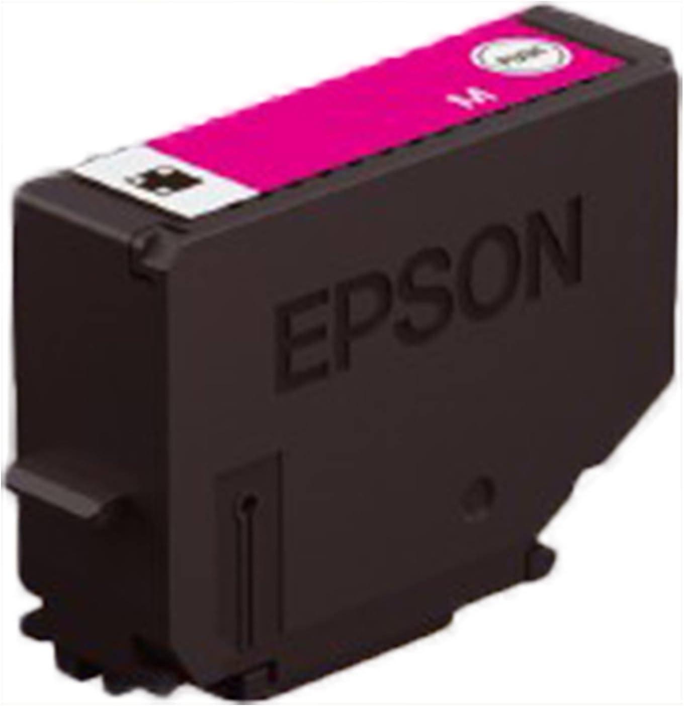 Epson Original 378xl Tinte Eichhörnchen Xp 8500 Xp 8600 Xp 8605 Xp 15000 Amazon Dash Replenishment Fähig Magenta Bürobedarf Schreibwaren