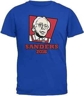 Election 2016 Kentucky Fried Bernie Sanders Royal Adult T-Shirt