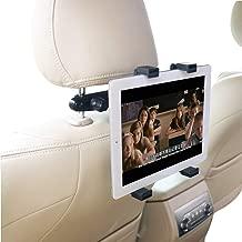 OHLPRO Tablet Car Headrest Mount Universal Tablet Holder Car Backseat Seat Mount 360° Rotating Adjustable for iPad iPad Air iPad Mini, Samsung Galaxy All 7