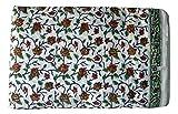 Handicraft Bazarr Stoff, 45,7 m, Handblockdruck, indische