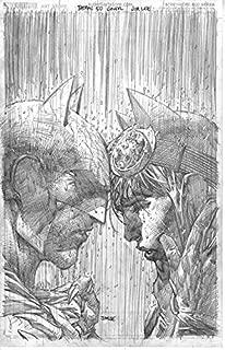 BATMAN #50 JIM LEE PENCILS VAR ED DC COMICS