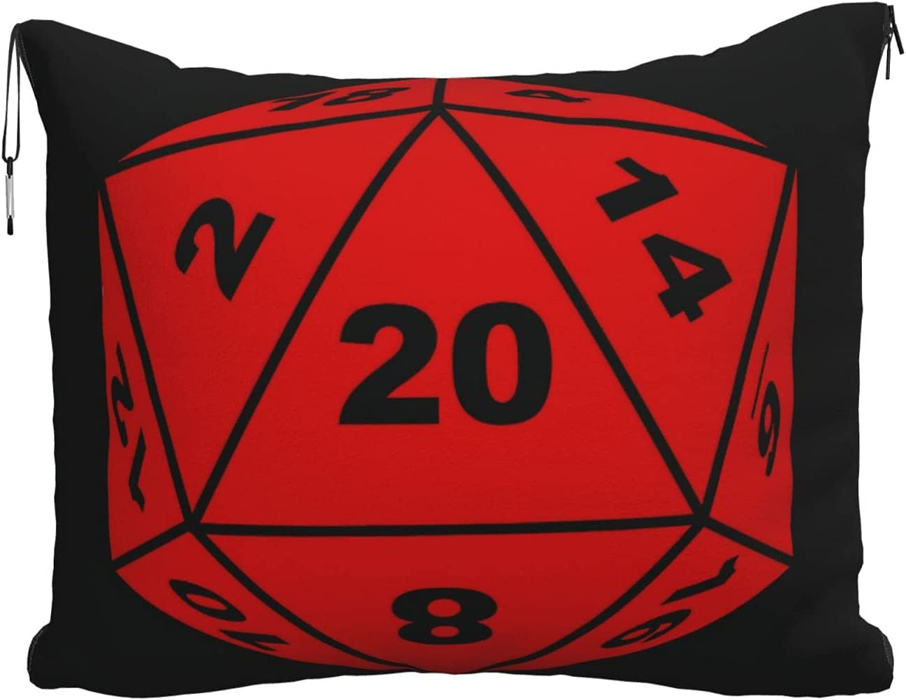 Dungeons Game Dragons Topics on TV Soft Max 66% OFF Travel Pillow Blanke Airplane Blanket