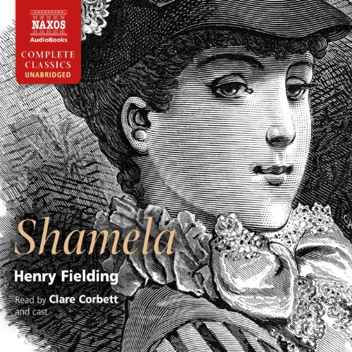 Shamela audiobook cover art