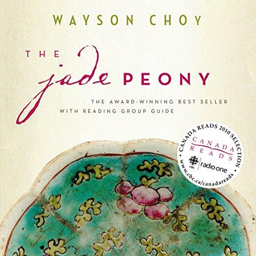 The Jade Peony cover art
