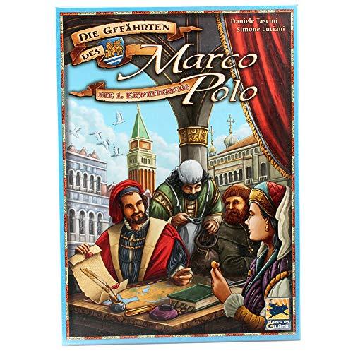 Hans im Glück HIGD1006 Die Gefährten des Marco Polo, Mehrfarbig, bunt