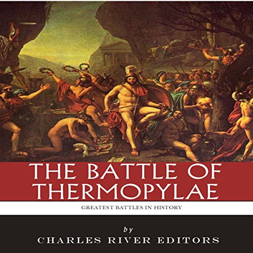 The Battle of Thermopylae audiobook cover art