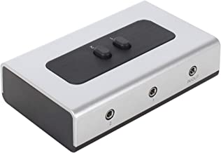 Best 3.5 mm audio switch box Reviews