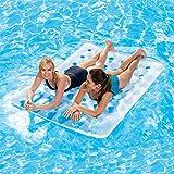 Kyman Deportes de Agua colchón de Aire colchón Inflable Piscina Beach Almohada de Agua Flotante Cama Confortable Piscina Inflable Colchones